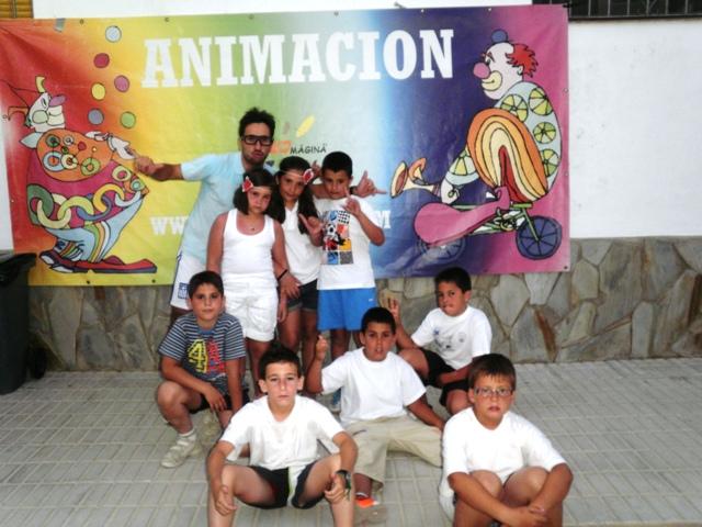 Campamentos de verano en ja n ociomagina fiesta ibicenca chemi - Fiesta ibicenca ...