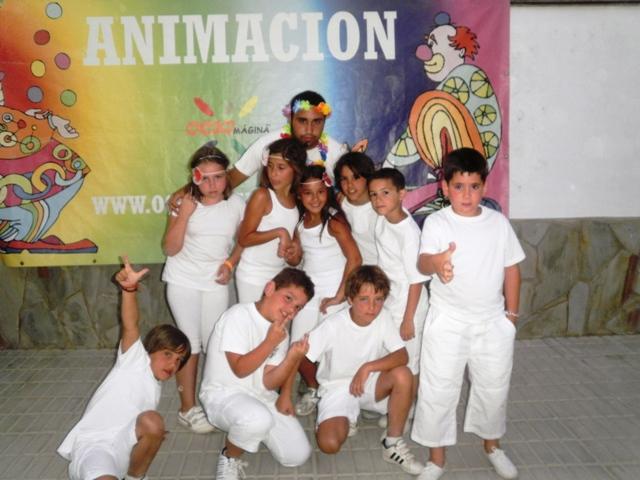 Campamentos de verano en ja n ociomagina fiesta ibicenca loren - Fiesta ibicenca ...