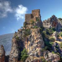Castillo Albanchez de Mágina