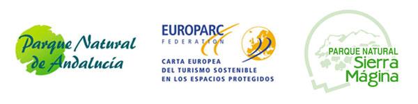 parque natural de andalucia, carta europa de turismo sostenible en los espacios naturales y parque natural de sierra mágina